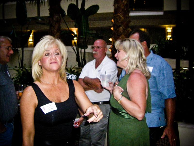 Michele Murphy Mele (74), Denise Strayer Smith (74)