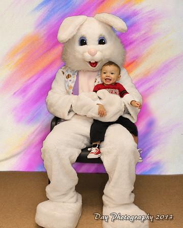 Salter School - Easter Bunny / The Great Egg Hunt