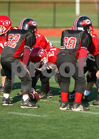 10-22-06 9am Patchogue Medford Raiders vs East Islip Bulldogs