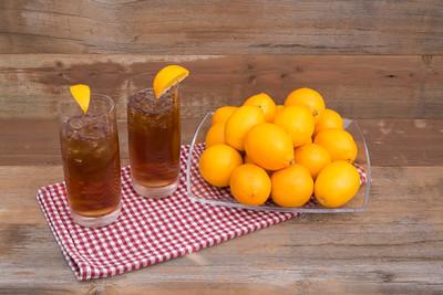 Meyer Lemons Stylized