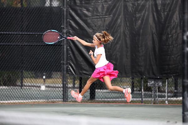 Callie Calhoun Tennis Tournament 10-19-19