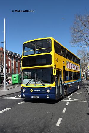 Dublin / Portlaoise (Bus), 21-04-2018
