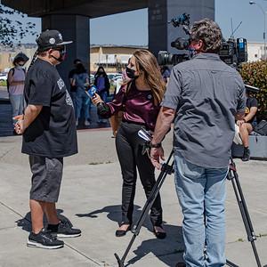 03 May 2021 Oakland/Alameda:  Justice 4 Mario Gonzalez
