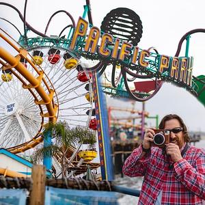 12242018 - Santa Monica Pier, CA