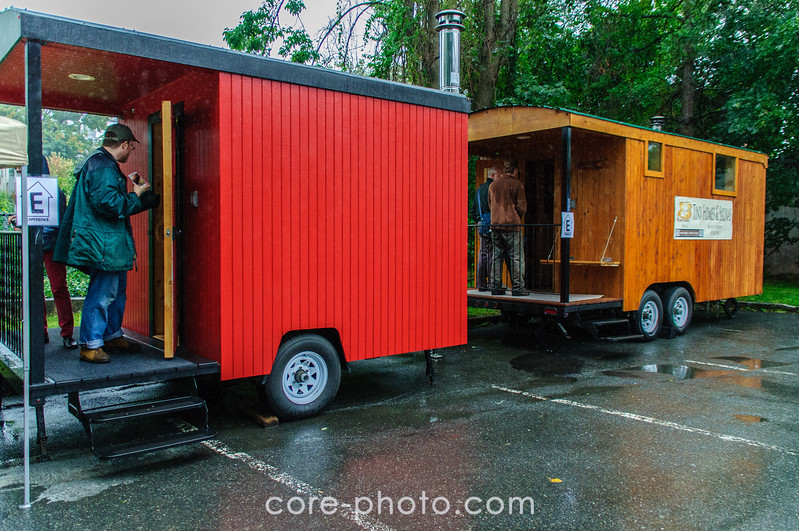 Tiny Homes & Saunas