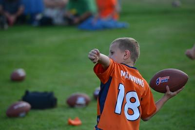 NFL Punt, Pass & Kick