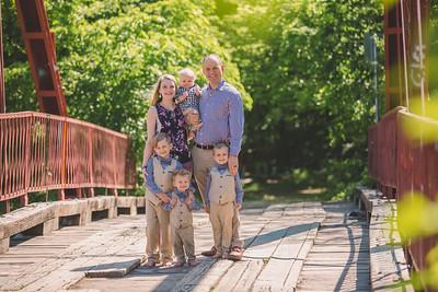 Piller Family Spring 2019