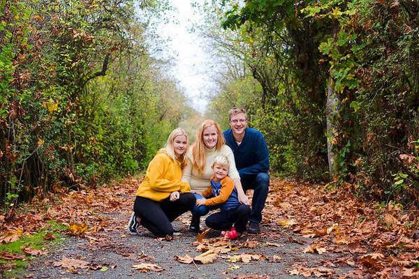 Kowal Family Fall 2017