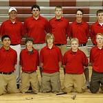 SN Boys Golf Team 2008