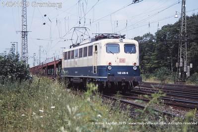 Baureihe 140 (400-649)