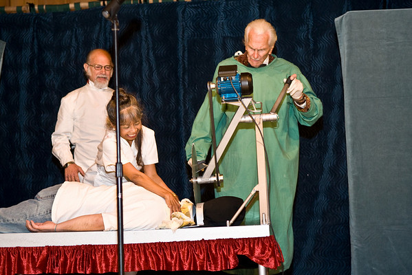 John Calvert Lecture & Show 2007