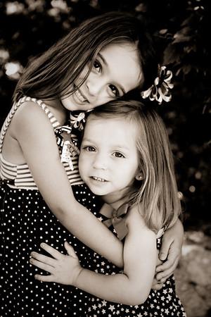 Abby & Elizabeth 2010