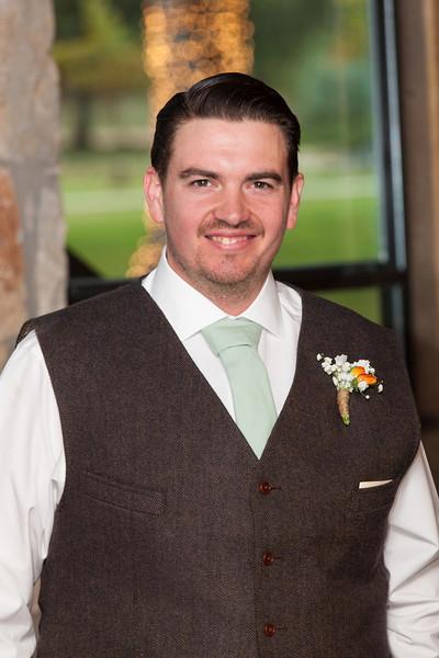 John Ashley After Ceremony
