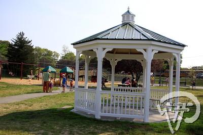 ELDREDGE PARK PLAYGROUND — revitalized — Orleans, MA 5 . 27 - 2016