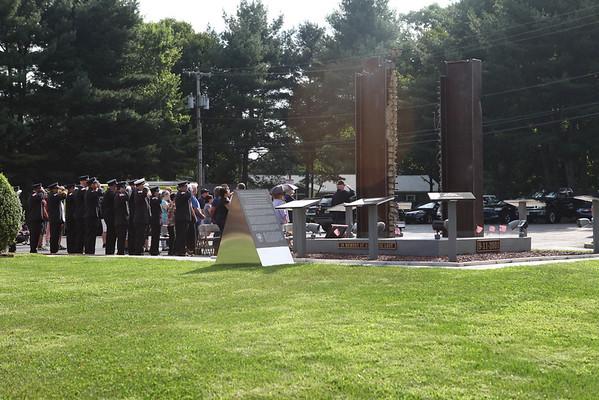 Tinton Falls 15th Anniversary at the September 11th Memorial
