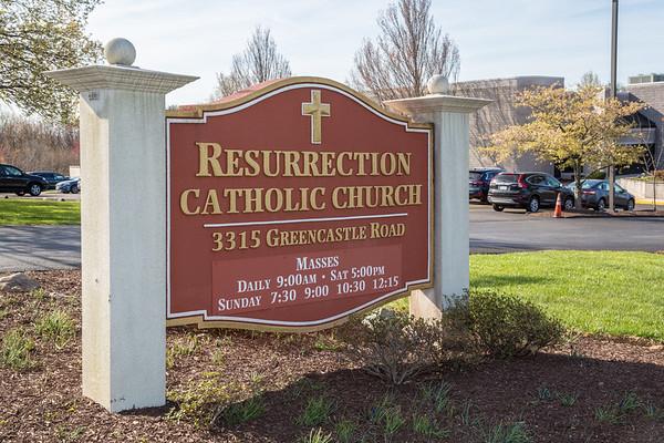 Resurrection Church Events