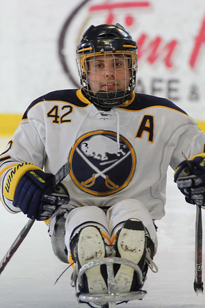 Buffalo Sabres Sled Hockey 11-16-16