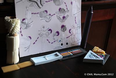 Harold & The Purple Crayon-Chicago Children's Theatre