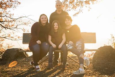Kayleigh Family Portraits