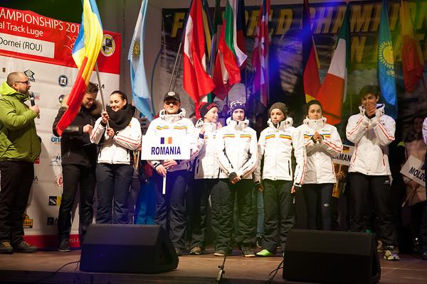 21st FIL World Championships Vatra Dornei (ROU) 16/17