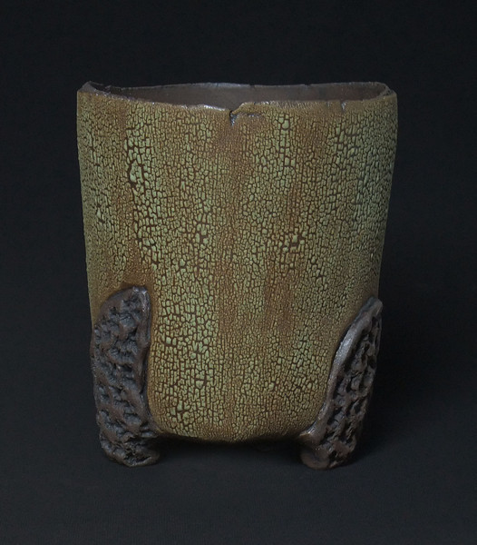 """#668 6 1/2"""" round, 7 1/4"""" deep, 8 1/2"""" tall  ***SOLD***"""