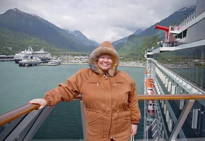 Alaska Dance Cruise 2003