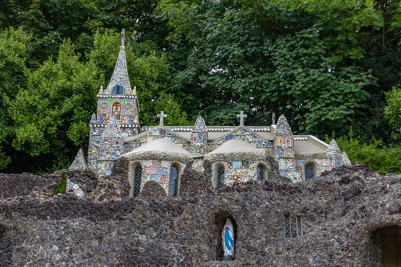 Little Chapel of Guernsey