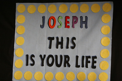 Joseph, This Is Your Life
