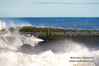 Surfing, L.B. West, NY, 06.08.13 Dan