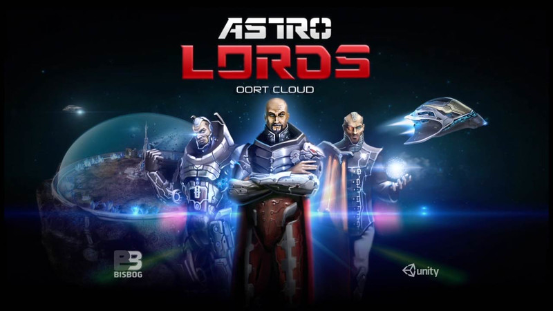 Astro Lords game TVC. Broadcast on MTV Germany. Client: BISBOG