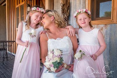 Wedding of Chantelle and Luke