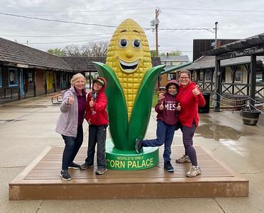 Corn Palace -Mitchell, SD