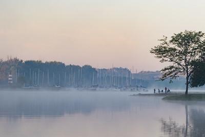Foggy Lake Cunningham