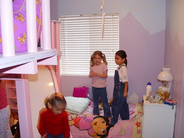 2005 Feb 19 - Amanda Minke - 6th Birthday