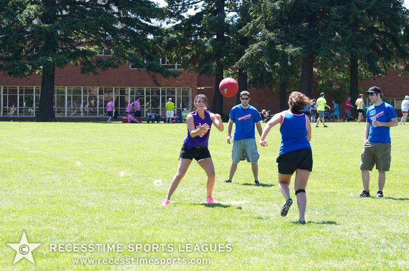 Recesstime Sports Leagues Portland Kickball Spring 2013 Dodgeball Bowling Ping Pong Mushball - 001