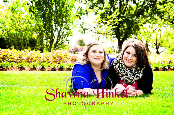 Ashley and Shannen