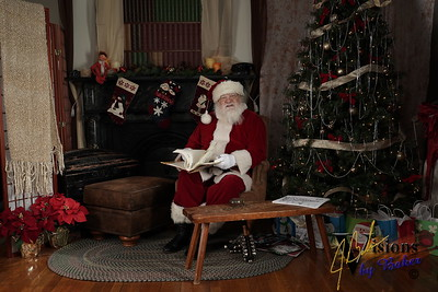 2018 MoD Santa Charity