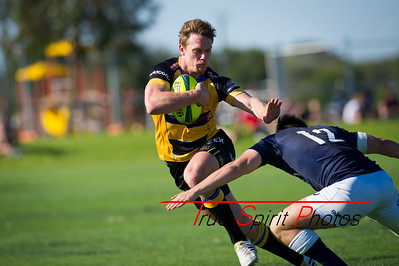 Perth Spirit vs Queensland Country 04.10.2014