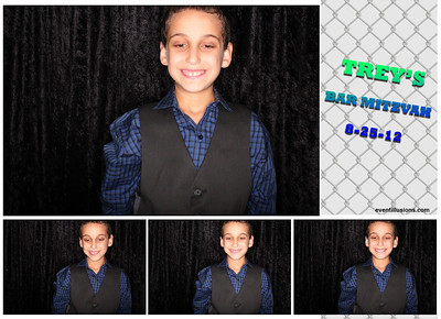 Trey's Bar Mitzvah