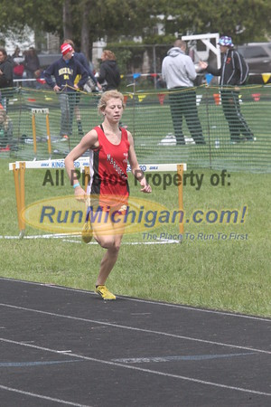 UP Girls' 800 Meter Run - 2015 MHSAA TF Finals