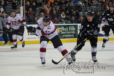 Rush vs Steelheads (12/28/2016)