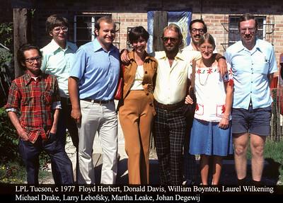 LPL Tuscon 1977