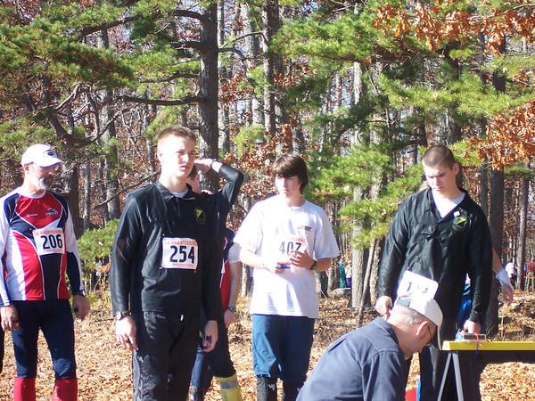 Orienteering Meet - November 12, 2006