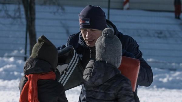 Āra treniņi  (ziema 2020)