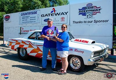 Winner's Circle - 07-07-19 - Pepsi Points Race #5
