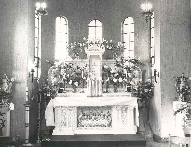 1935, Brothers' Chapel