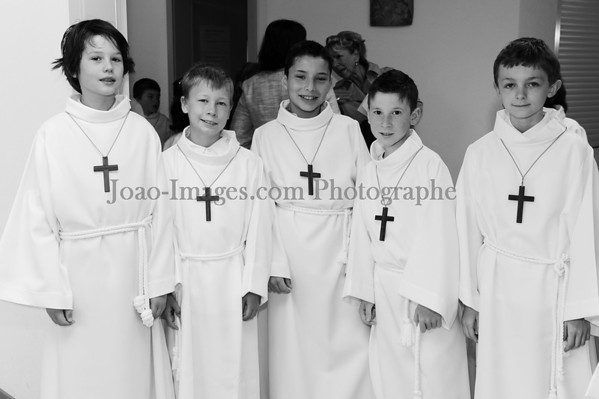 Communion Saint-Prex 13 mai 2010, 9h00