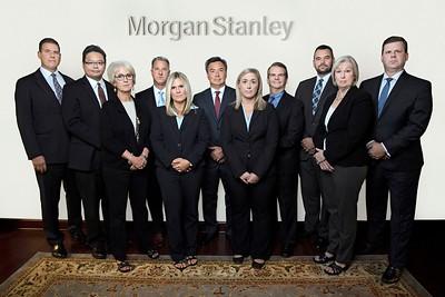 Christine Hicks, Morgan Stanley Team Shots