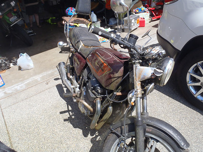 CB750 for Dad