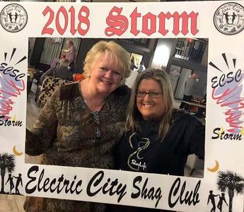 2018 STORM- Electric City Shag Club Event January 2018